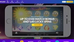 Playluck Casino Screenshot