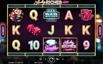 Lucky Riches Microgaming online!