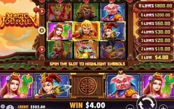 Pragmatic Play zet Magic Journey online